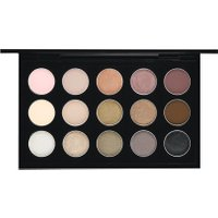 MAC Eye Shadow x15: Cool Neutral Oogschaduw 19.5 g